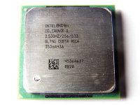 Процессор Intel Celeron D 325 2.53GHz/256/533, s478, tray
