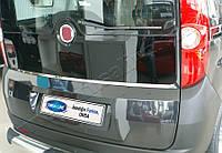 Fiat Doblo (2010-)/Opel Combo (2012-) Молдинг стекла крышки багажника