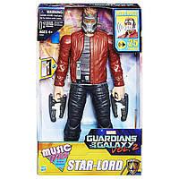 Электронная игрушка Звездный Лорд 30СМ Стражи Галактики - Star-Lord Music Mix, Guardians of the Galaxy, Hasbro, фото 1