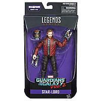 "Фигурка Звездного Лорда ""Стражи Галактики"", 15 см -Star-Lord, Galaxy Legends, Marvel's Titus, Hasbro, фото 1"