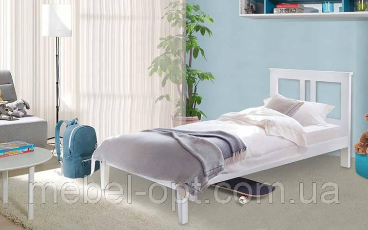 Деревянная кровать Бесси 80х190 см MrMebl, фото 2