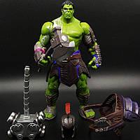 """Реалистичная фигурка Халк-гладиатор высотой """"Тор Рогнарек"""" 20см - Hulk , Ragnarok, Marvel, фото 1"""