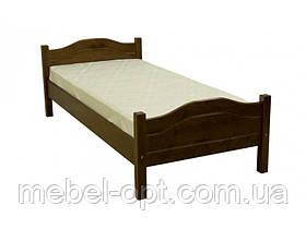 Деревянная кровать Л-108 80х190 см Скиф, фото 3
