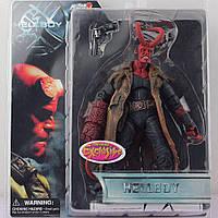 Эксклюзивная фигурка Хеллбой - exclusive Hellboy, Mezco HB, Series 2