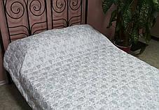Одеяло-покрывало стеганное микрофибра 200x220см Leleka-Textile, 1348, фото 3