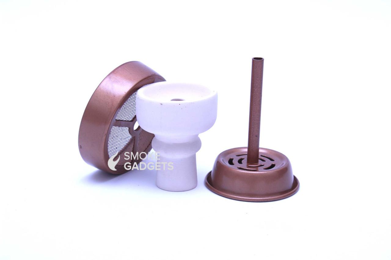 Набор система для курения klite и чаша, комплект