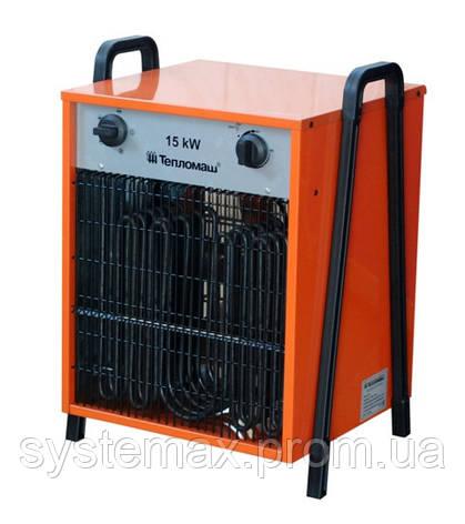 Тепловентилятор Тепломаш КЭВ-15С40Е (КЭВ 15C40Е) 15 кВт, фото 2