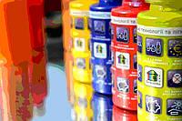 """Красители для водоэмульсионных красок """"Кольорова Хата"""" № 2 100 мл"""