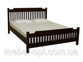 Деревянная кровать Л-212 120х190 см Скиф, фото 2