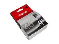 Картридж Canon PG-40, (0615B025), черн.