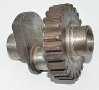 Вал А.29.01.004 коленчатый компрессора 1-цил.(прямой привод, дизель) ПАЗ,ЗИЛ,МАЗ