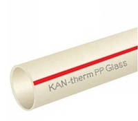 Труба армированная стекловолокном ППР KAN PN 16 63х8.6 мм