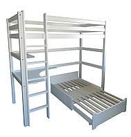 Двухъярусная кровать Л-305 90х190 см Скиф