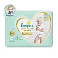 Подгузники-трусики Pampers Premium Care Pants Размер 5 (Junior) 12-17 кг, 34 подгузникa, фото 3