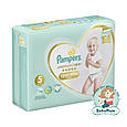 Подгузники-трусики Pampers Premium Care Pants Размер 5 (Junior) 12-17 кг, 34 подгузникa, фото 2
