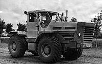Трактор Т-125: устройство и основные характеристики