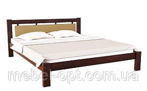 Деревянная кровать Л-229 120х190 см Скиф, фото 2