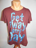 Мужская футболка Review оригинал р.48 168ф, фото 1