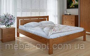 Деревянная кровать Осака 90х190 см Meblikoff