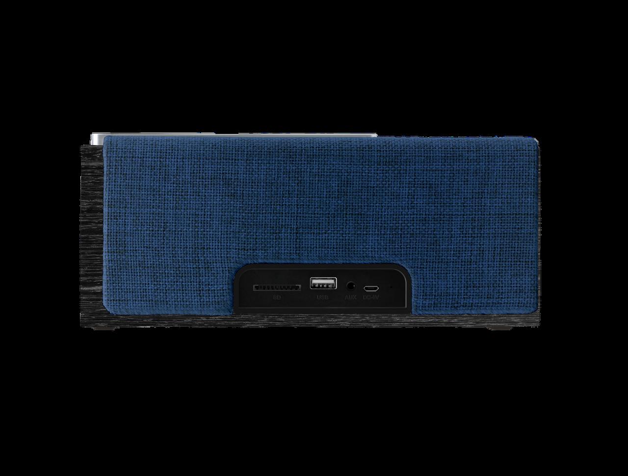 Bluetooth колонка StreamBox-L Black/Blue
