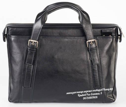 Портфель сумка выполненный из натуральной кожи , фото 2