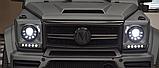 Карбоновая решетка в стиле Mansory Mercedes G-Сlass W463, фото 2