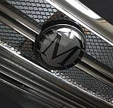 Карбоновая решетка в стиле Mansory Mercedes G-Сlass W463, фото 3