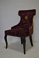 Классический стул с мягким сиденьем и спинкой Альмондо