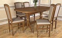Стол гостинный Престиж (1 вставка) Arbor Drev, фото 3