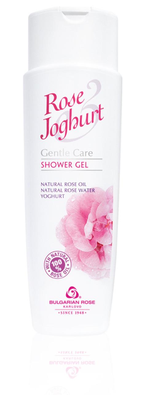 Гель для душу Болгарська Троянда Rose Joghurt 250 мл
