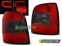 Стопы фонари тюнинг оптика Audi A4 b5 Avant