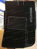 Коврики салона текстильные Hyundai Sonata (Тагаз) (04-) (Хундай Соната) (4 шт)