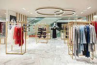 Торговое оборудование, мебель для магазина одежды, бутика, шоу-рума, салона
