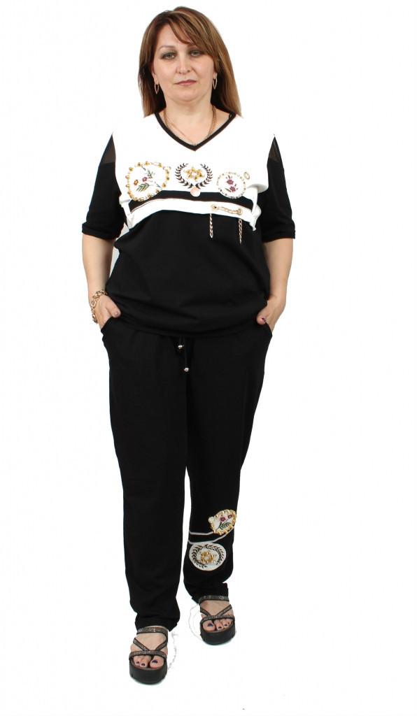 eed6af63 Турецкий женский костюм большие размеры 52-60 рр Luizza: продажа ...