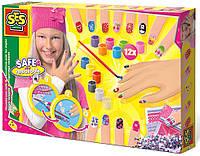 Игровой набор для юного нейл-арт мастера Модница декор для ногтей Ses (014975S), фото 1