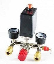 Редуктор давления для компрессоров 24l и 50l 8bar