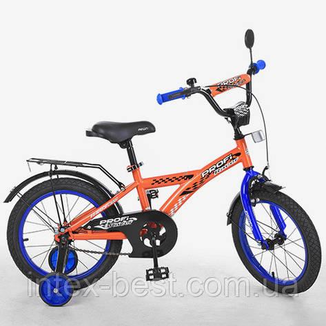 "Велосипед PROFI 18"" T1835 Orange (T1835), фото 2"