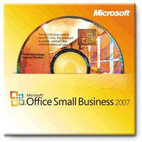 Microsoft Office 2007 Small Business Rus OEM
