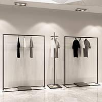 Изготовление торгового оборудования на заказ для магазина одежды, бутика, шоу-рума, салона, студии