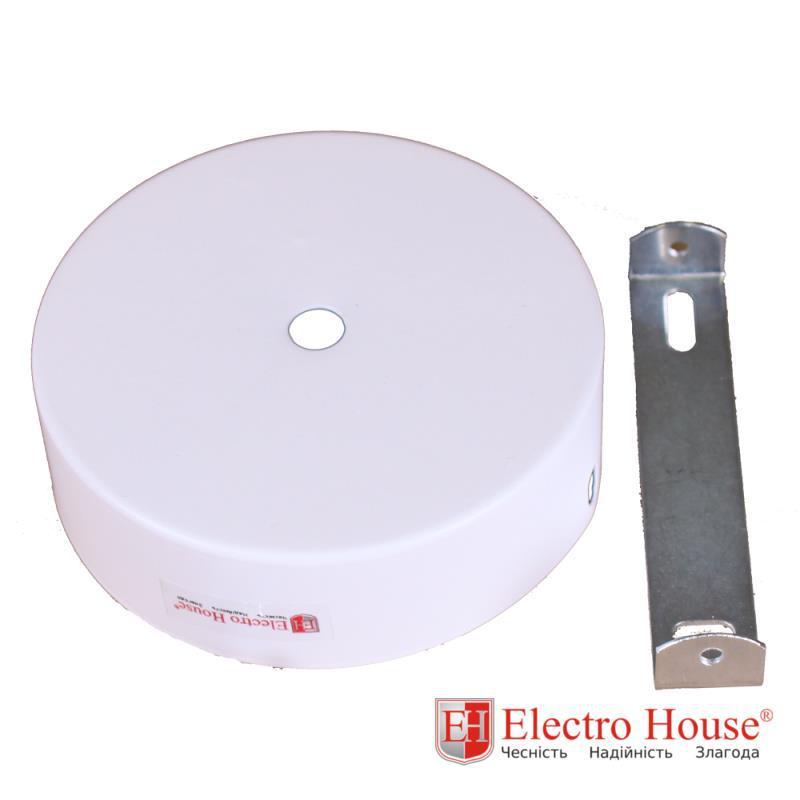 Основа (настенное крепление) индивидуальная для трековых светильников Electro House