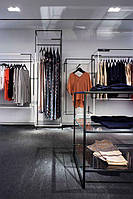 Производство торгового оборудования на заказ для магазина одежды, бутика, шоу-рума, салона
