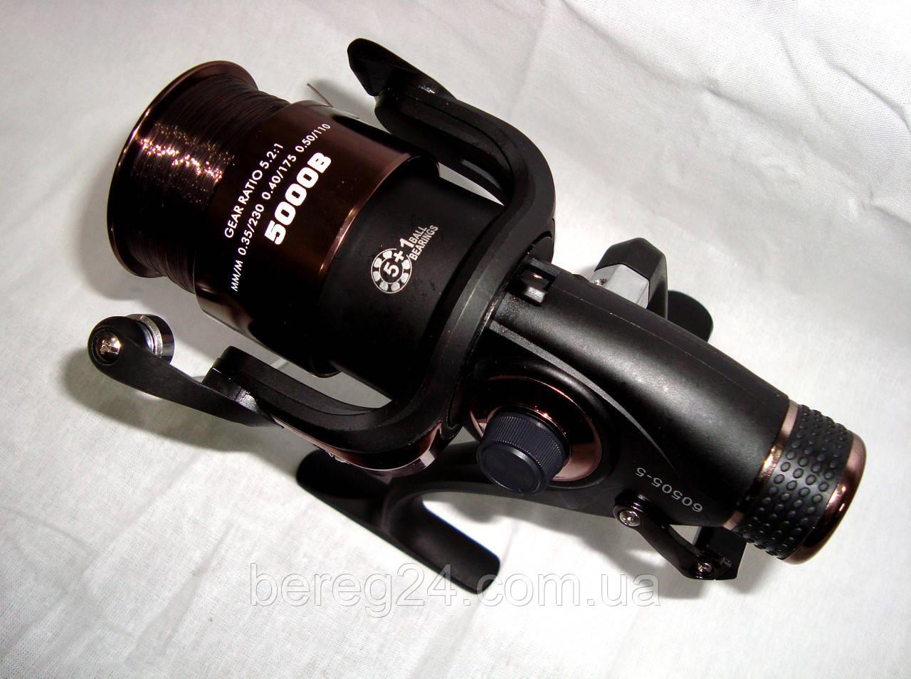 Котушка коропова Mifine Speed 6000 B 5+1 з байтранером