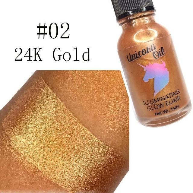 Unicorn Oil Illuminating Glow Elixir 03