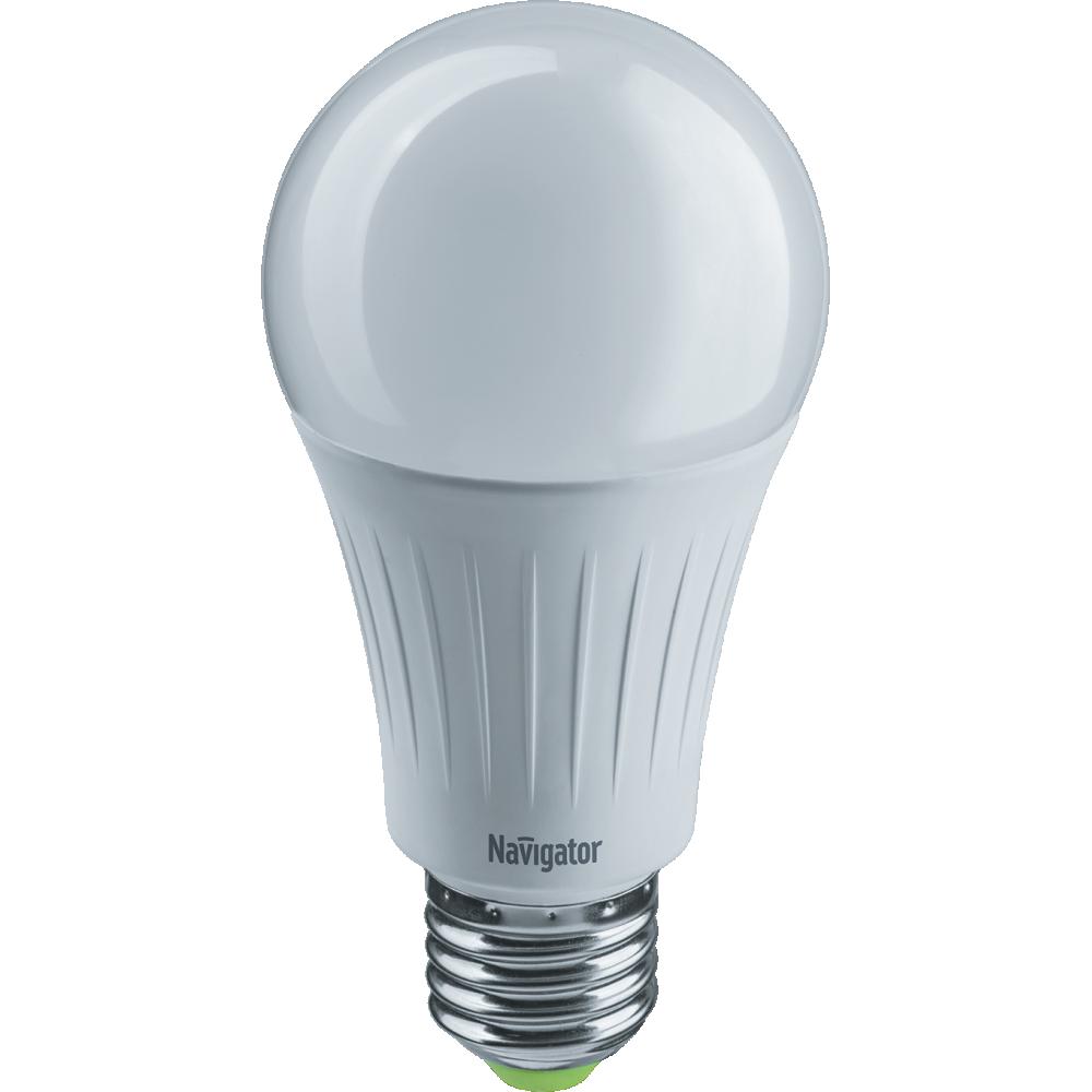 Лампа Navigator 71365 NLL- А70-15-230-4K-Е27