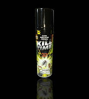 Дихлофос универсальный Kill Time, Кил тайм, 220 мл, без запаха