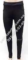 Модные женские лосины с замками на коленях, фото 1