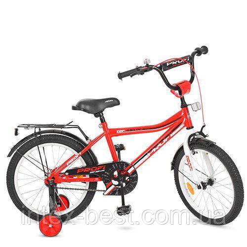 """Велосипед двухколесный Profi Top Grade 18"""" Красный(Y18105)"""