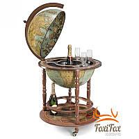 Подарочный глобус бар напольный Zoffoli