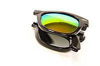 Складные зеркальные очки 911-71, фото 1