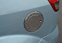 Ford Fiesta 3D/5D (2002-2008) Накладка на лючок бензобака